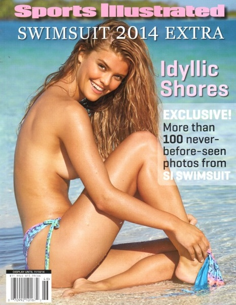 Sports Illustrated Swimsuit 2014 Extra Cover San Lorenzo