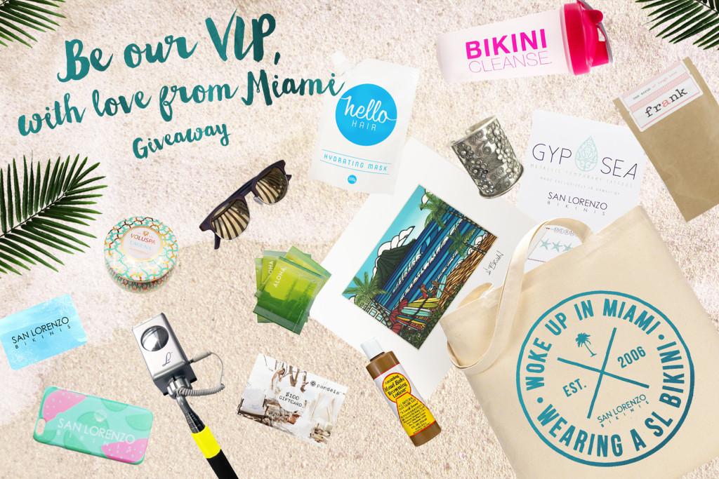 Miami Giveaway (Facebook)